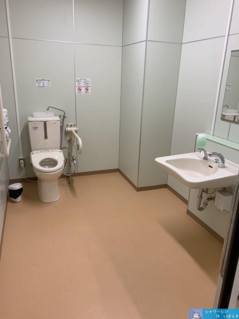 個室シャワー コインシャワー シャワー 茨城 水戸 運動総合公園 体育館