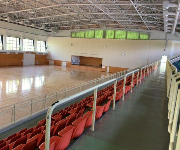 水戸市民体育館