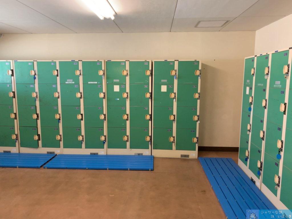 個室シャワー コインシャワー シャワー 茨城 水戸 運動総合公園 第一テニスコート 野球場