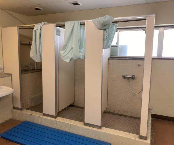 個室シャワー コインシャワー シャワー 茨城 水戸 運動総合公園 第一テニスコート シャワールーム