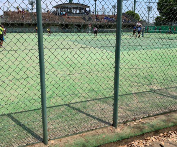 個室シャワー コインシャワー シャワー 茨城 水戸 運動総合公園 第一テニスコート テニスコート