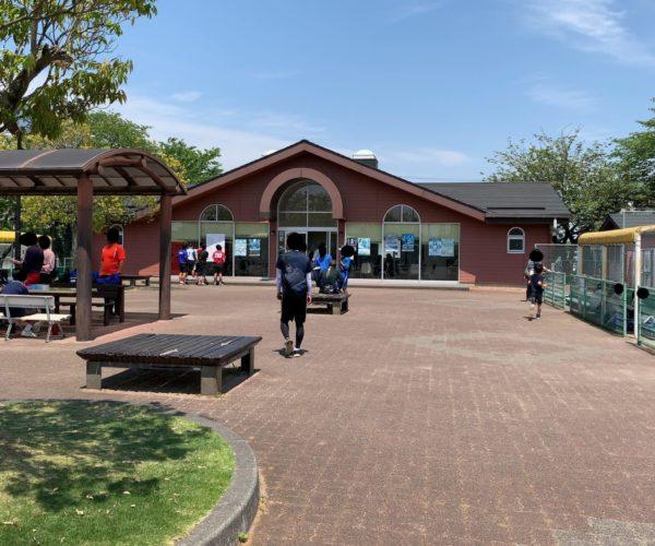 個室シャワー コインシャワー シャワー 茨城 水戸 運動総合公園 第二テニスコート 管理棟
