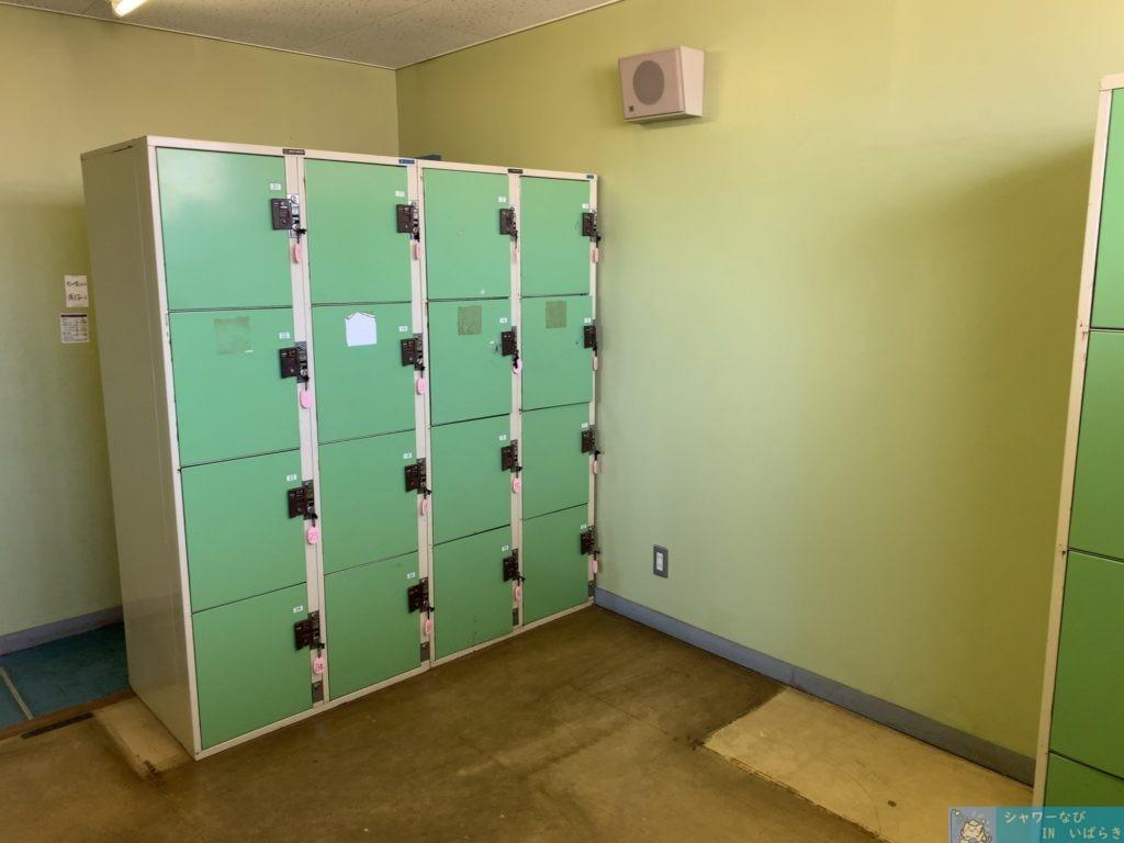 個室シャワー コインシャワー シャワー 茨城 水戸 千波公園テニスコート ロッカー