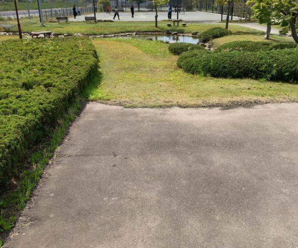 個室シャワー コインシャワー シャワー 茨城 水戸 千波公園テニスコート 庭園
