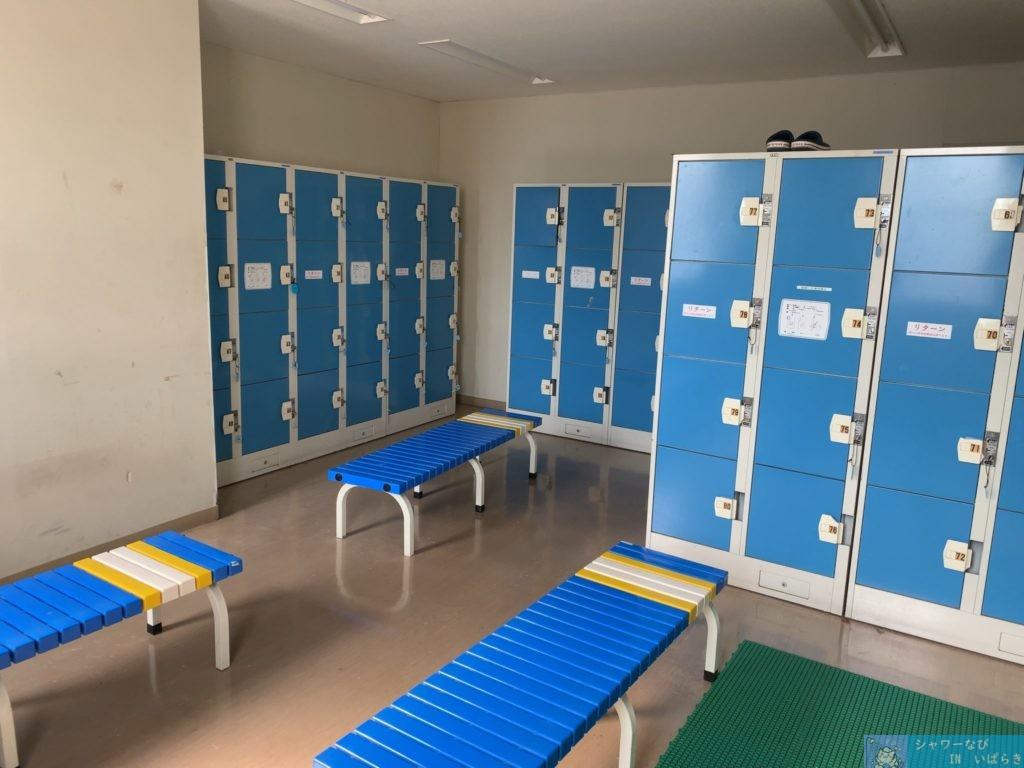 個室シャワー コインシャワー シャワー 茨城 水戸 内原ヘルスパーク ロッカー