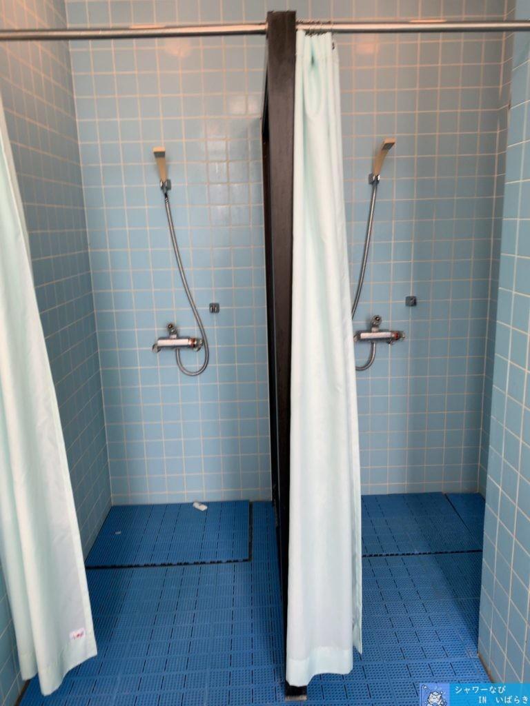個室シャワー コインシャワー シャワー 茨城 水戸 内原ヘルスパーク シャワールーム