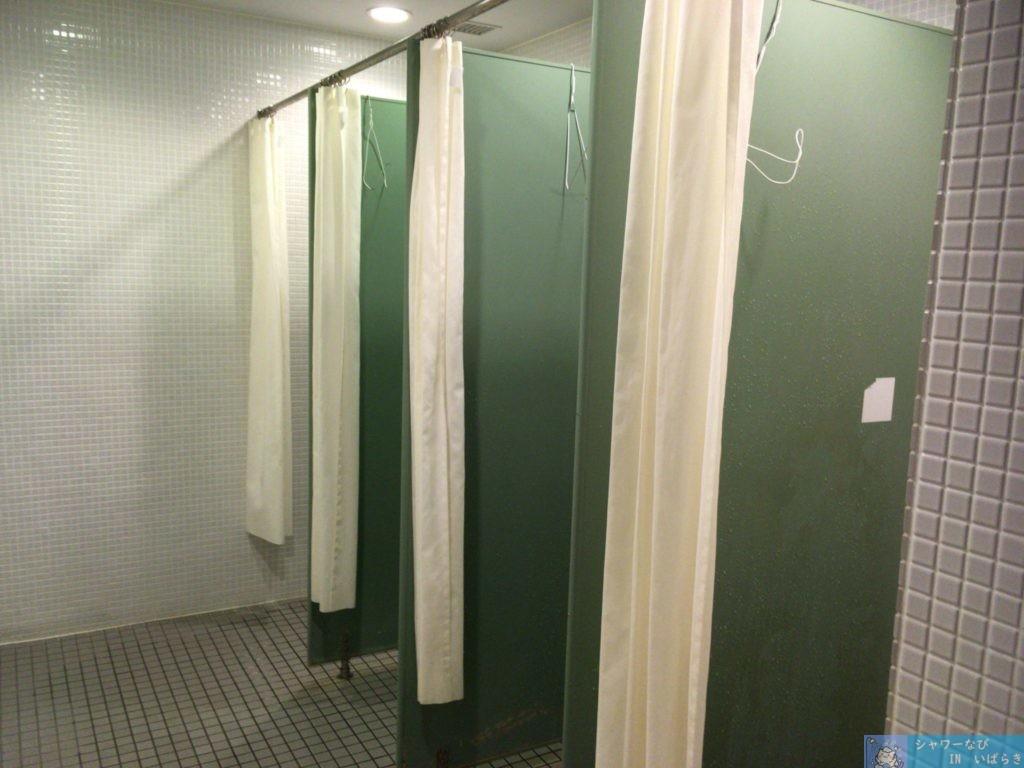 個室シャワー シャワールーム シャワー コインシャワー 茨城 つくば つくばふれあいプラザ