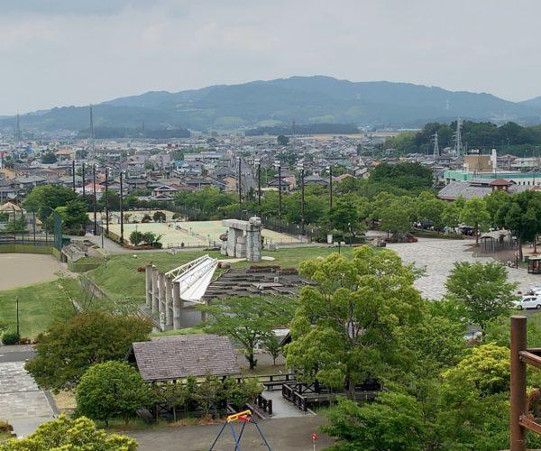 個室シャワー コインシャワー シャワー 茨城 桜川市 総合運動公園 全景
