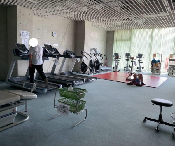 個室シャワー コインシャワー シャワー 茨城 桜川市 総合運動公園 トレーニングルーム