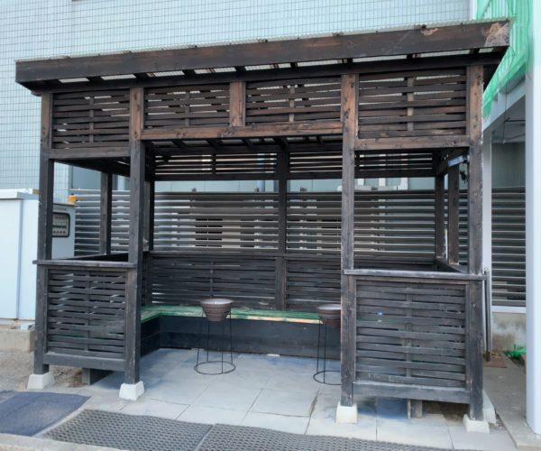個室シャワー コインシャワー シャワー 茨城 水戸  ネットカフェ 秘密基地 喫煙所