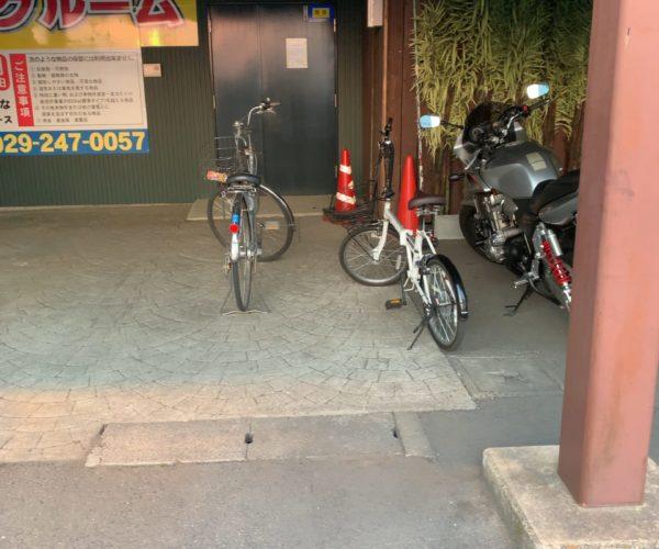個室シャワー コインシャワー シャワー 茨城 水戸  ネットカフェ 秘密基地 駐輪場