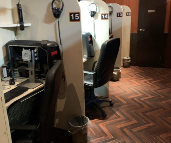 個室シャワー コインシャワー シャワー 茨城 水戸  ネットカフェ オアジ水戸店 オープン席