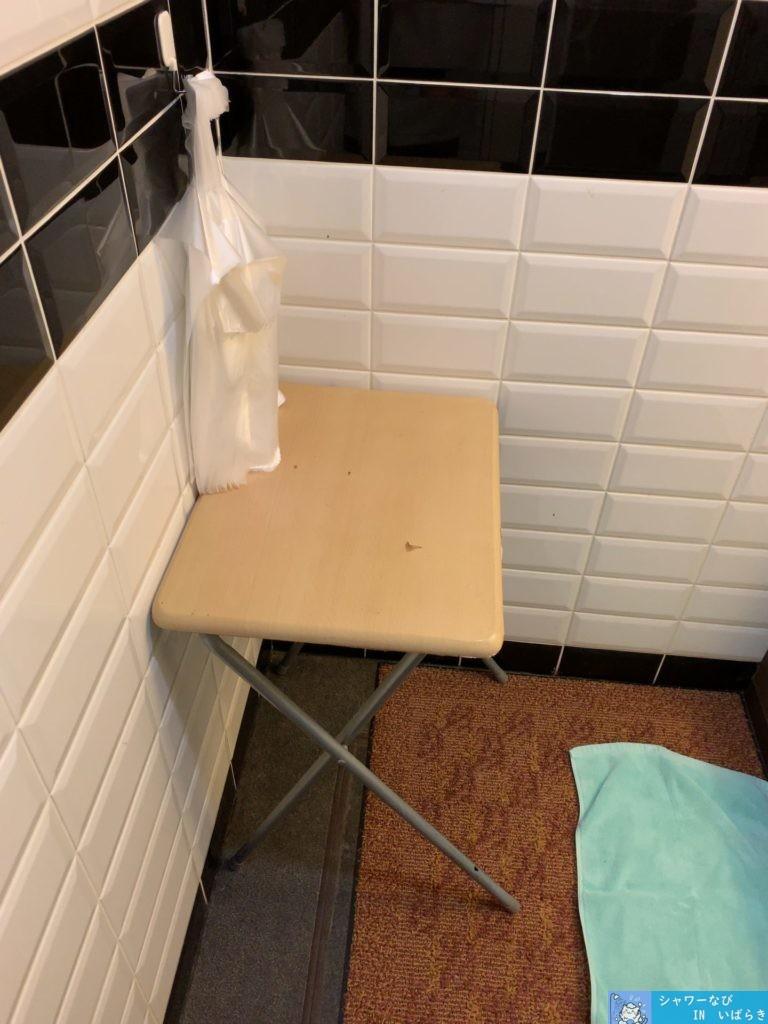 個室シャワー コインシャワー シャワー 茨城 水戸  ネットカフェ オアジ水戸店 ドライヤー