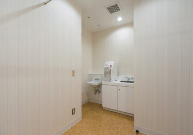 個室シャワー コインシャワー シャワー 茨城 日立 体育館 池の川さくらアリーナ 授乳室