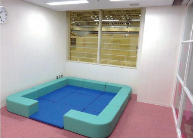 個室シャワー コインシャワー シャワー 茨城 日立 体育館 池の川さくらアリーナ キッズルーム